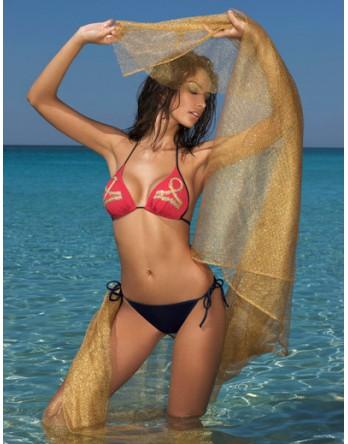 Amarea 050 раздельный купальник на завязках