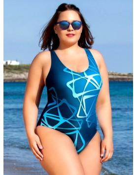 Bahama 101-570 спортивный купальник большого размера