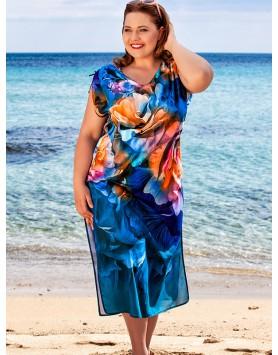 Bahama 108-068 длинное пляжное платье