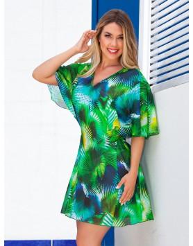 Bahama 108-079 пляжное платье для полных