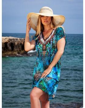 Bahama 108-080 пляжное платье большого размера