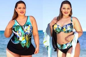 Новинки 2020 года пляжной одежды и купальников больших размеров Bahama и Maryssil