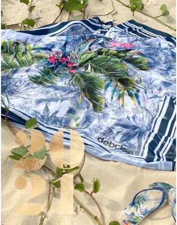 Debrisa 3764 женское парео для пляжа