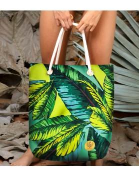 Garotas 6019 яркая женская пляжная сумка