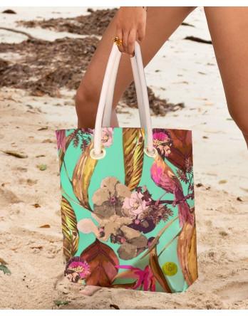 Garotas 6019 стильная женская пляжная сумка