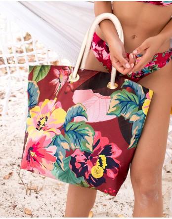 Garotas 6019 красивая женская пляжная сумка