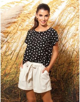 Garotas 0687 летняя женская блуза