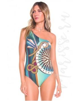 Maryssil 600421 слитный красивый купальник