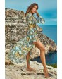 Maryssil 600921 женская пляжная туника сетка