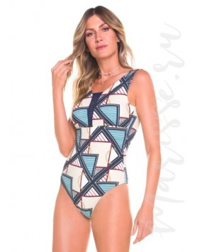 Maryssil 601221 слитный модный купальник