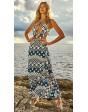 Maryssil 604421 женская пляжная юбка с запахом