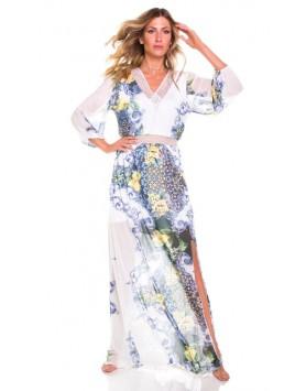 Maryssil 604621 длинное пляжное платье для женщин