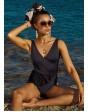 Maryssil 602121 слитный купальник майо